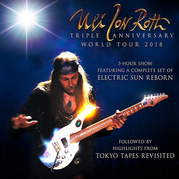 Image for Uli Jon Roth - Triple Anniversary Tour