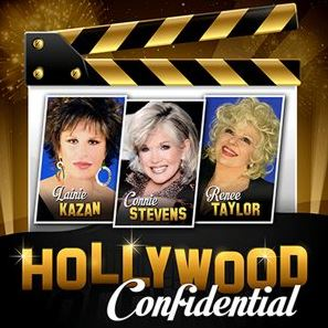 Image for Hollywood Confidential with Lainie Kazan and Connie Stevens
