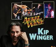 Image for April Wine // Kip Winger Solo