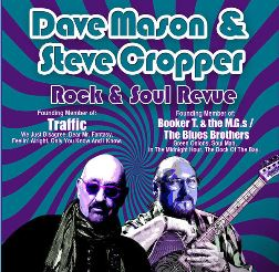 Image for Dave Mason & Steve Cropper VIP MEET & GREET UPGRADE PACKAGE