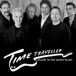 Image for Time Traveller Salute to The Moody Blues