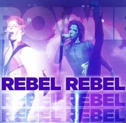 Image for Rebel Rebel salute to David Bowie