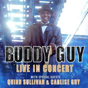 Image for Buddy Guy with special guests Quinn Sullivan