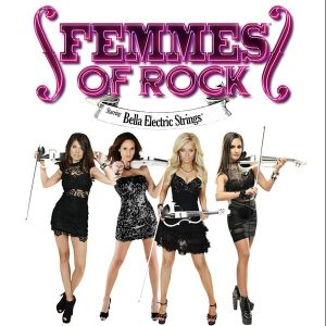 Image for Femmes of Rock featuring Classical Blast and Kashmir