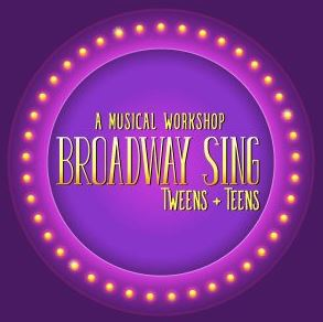 Image for Broadway Sing For Tweens and Teens
