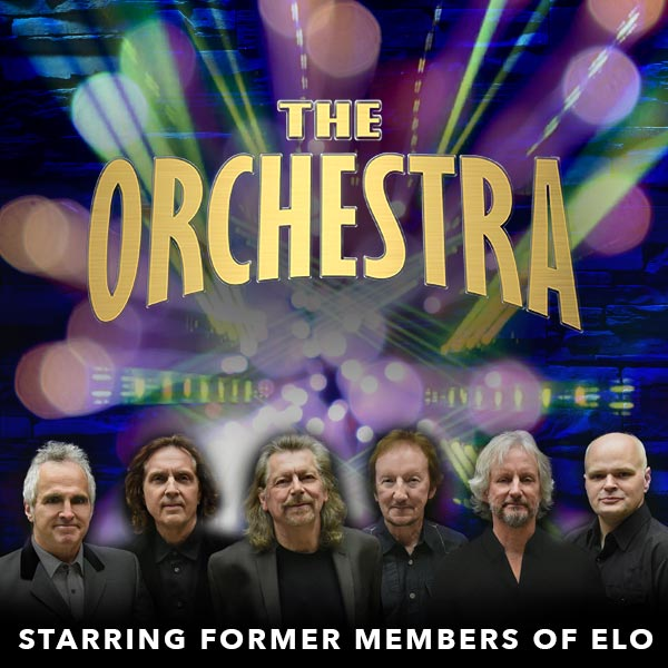 Image for THE ORCHESTRA starring Former Members ELO