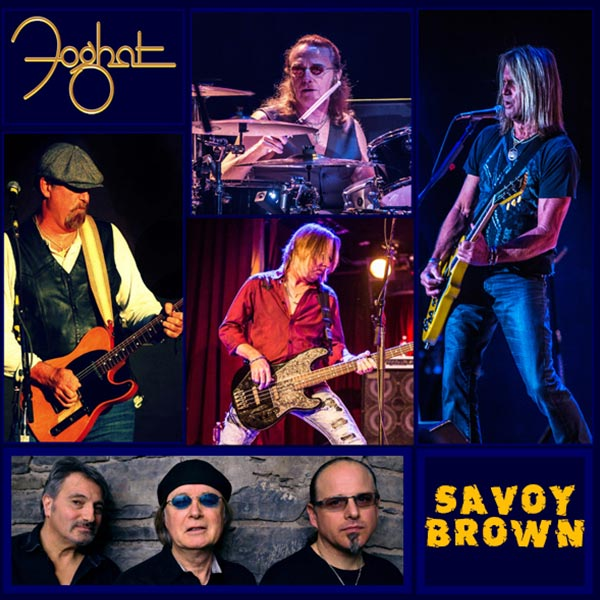 Image for Foghat & Savoy Brown