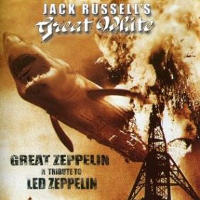 Image for Jack Russell's Great White Led Zeppelin Salute