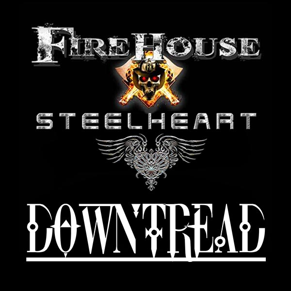 Image for Firehouse // Steelheart // Downtread