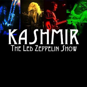 Image for Jimmy Page Birthday Bash - A Nite of Led Zeppelin with Kashmir