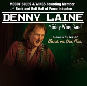 Image for Denny Laine & The Moody Wing Band