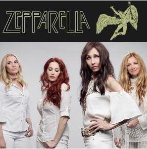 Image for Zepparella - Zeppelin Tribute