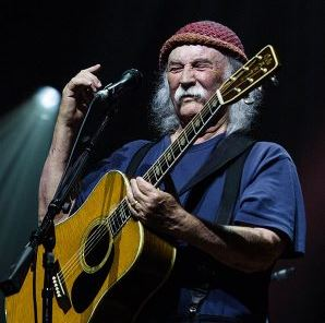 Image for An Evening with David Crosby & Friends