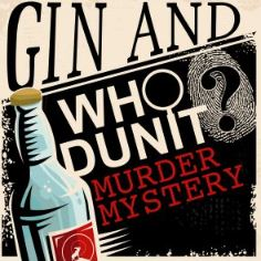 Image for Murder Mystery - Gin and Whodunnit?