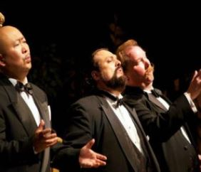 Image for Two Tenors & A Soprano Dinner & Show