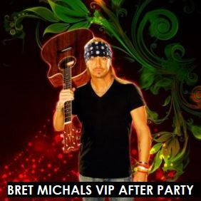 Image for Bret Michaels VIP After Party