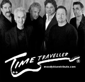 Image for Time Traveller tribute to Moody Blues