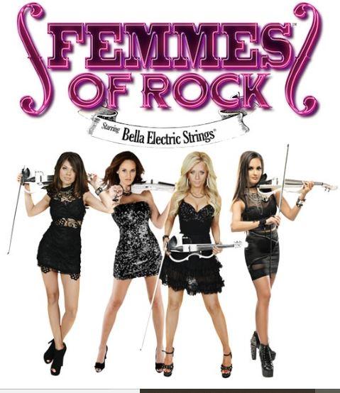 Image for Femmes of Rock