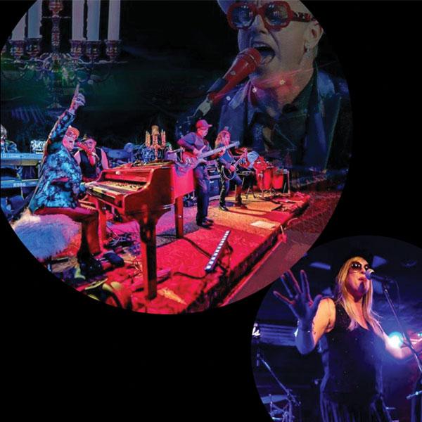 Image for Elton John & Stevie Nicks Nite with Elton Dan and Gypsies, Doves & Dreams