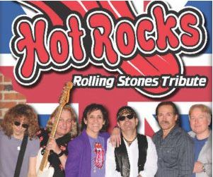 Image for Hot Rocks - Tribute to the Stones