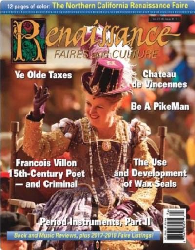 Image for Renaissance Magazine Subscription