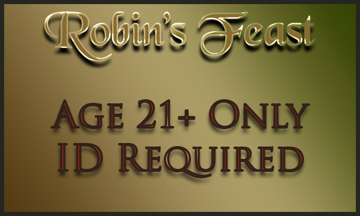 Image for Sherwood Forest Faire 2020 - Robin's Feast (Please Choose a Date)