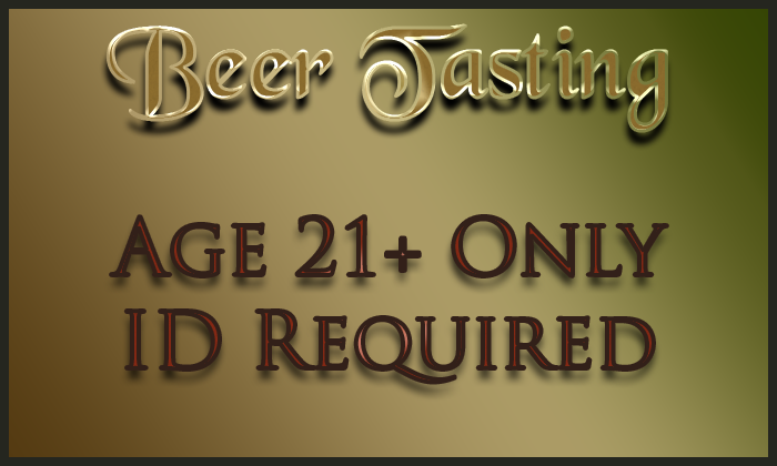 Image for Sherwood Forest Faire 2020 - Beer Tasting (Please Choose a Date/Time)