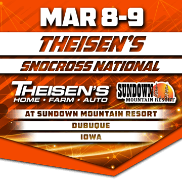 Image for Theisen's Snocross National - Friday March 8 & Saturday March 9, 2018