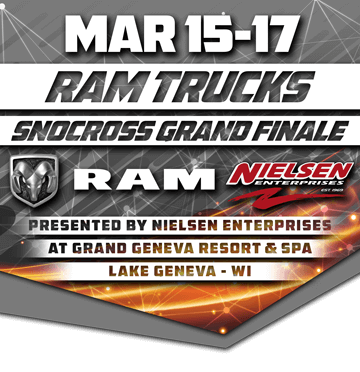 Image for Ram Trucks Snocross Grand Finale - Friday March 15 thru Sunday March 17, 2019