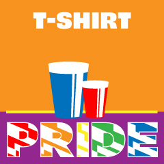Image for The 9th Annual Pride Beer Dabbler - GA + T-Shirt