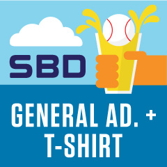 Image for The 12th Annual Summer Beer Dabbler: GA Plus T-Shirt