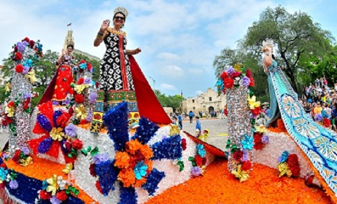 Image for POSTPONED 2020 Battle of Flowers Parade