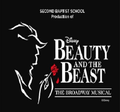 Image for Second Baptist School presents Disney's Beauty and the Beast