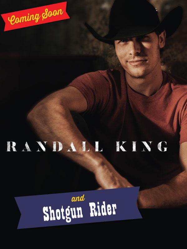Image for Randall King and Shotgun Rider - Feb 9