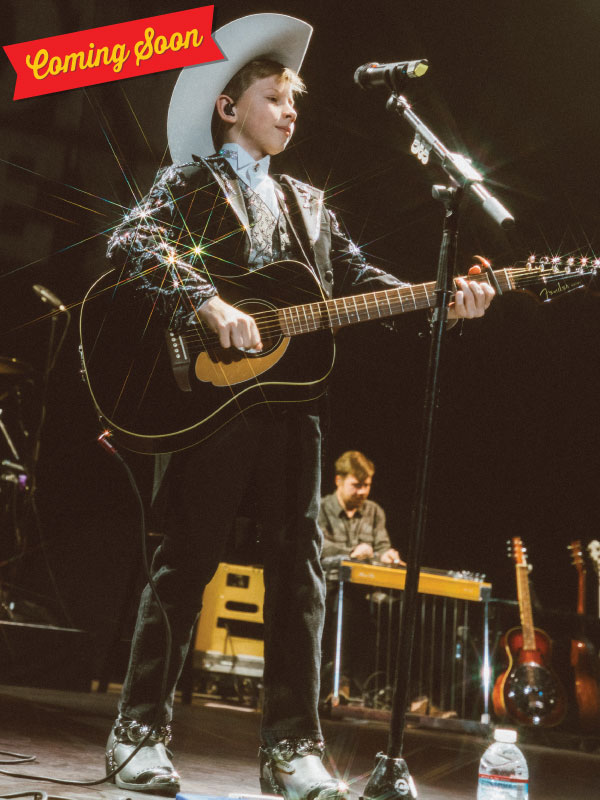 Image for Mason Ramsey - March 29