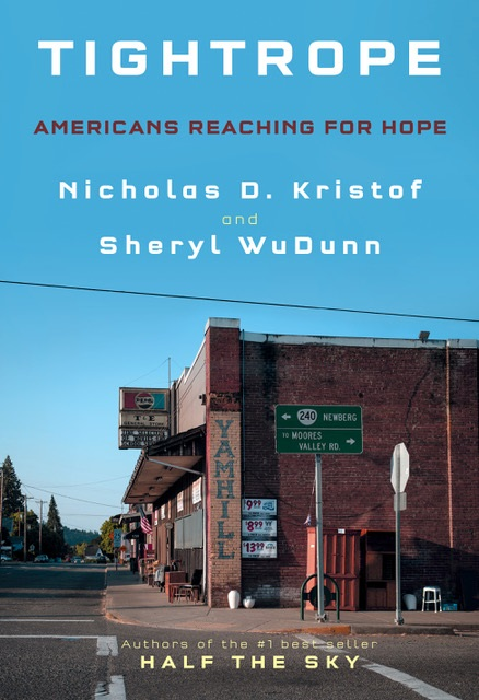 Image for An Evening with Nicholas Kristof and Sheryl WuDunn