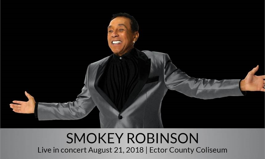 Image for Education Foundation presents Smokey Robinson