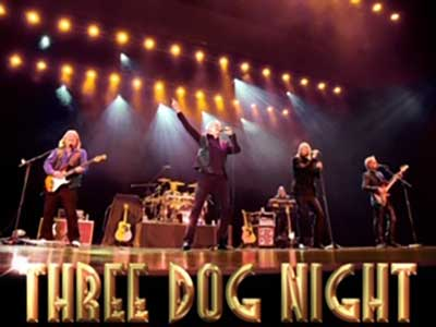 Image for Three Dog Night with special guest Starship featuring Mickey Thomas