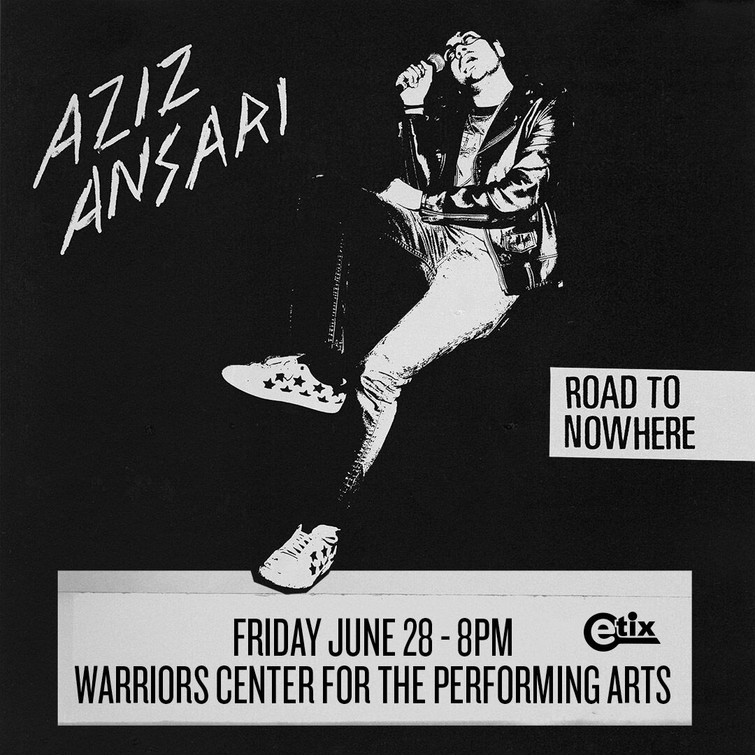 Image for AZIZ ANSARI - ROAD TO NOWHERE