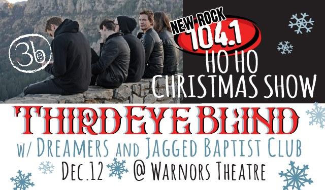 Image for NEW ROCK HO! HO! CHRISTMAS SHOW