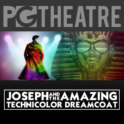 Image for JOSEPH AND THE AMAZING TECHNICOLOR DREAMCOAT
