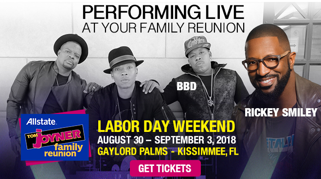 Image for Bell Biv Devoe and Rickey Smiley