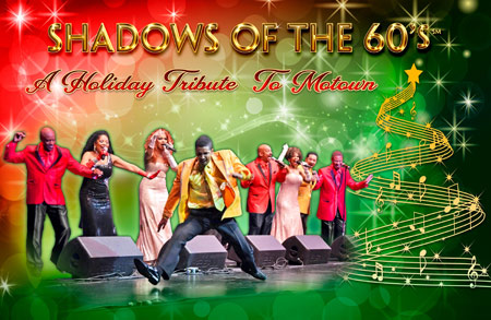 "Image for Shadow's of The 60's ""A Motown Christmas"""