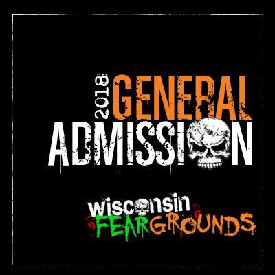 Image for General Admission - Morgan Manor, Slaughterhouse and Torment Haunted Houses!