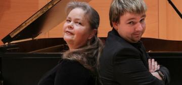 "Image for Hartmut Sauers Musik-Kabinett: ""DuoSassoni"", Nocturne – Wandel durch die Nacht"