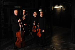 Image for Hartmut Sauers Musik-Kabinett - Quattrovaganti – ein Streichquartett mit klassischen und barocken Instrumenten