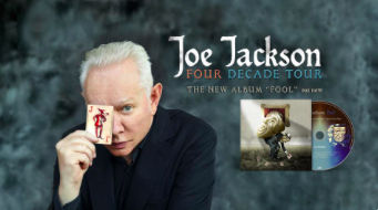 Image for Joe Jackson: Four Decade Tour