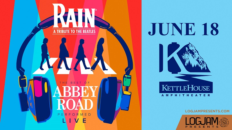 Image for RAIN – A TRIBUTE TO THE BEATLES