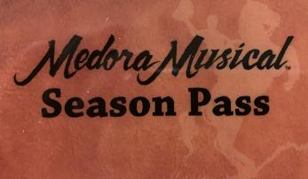Image for 2021 Medora Musical Season Pass