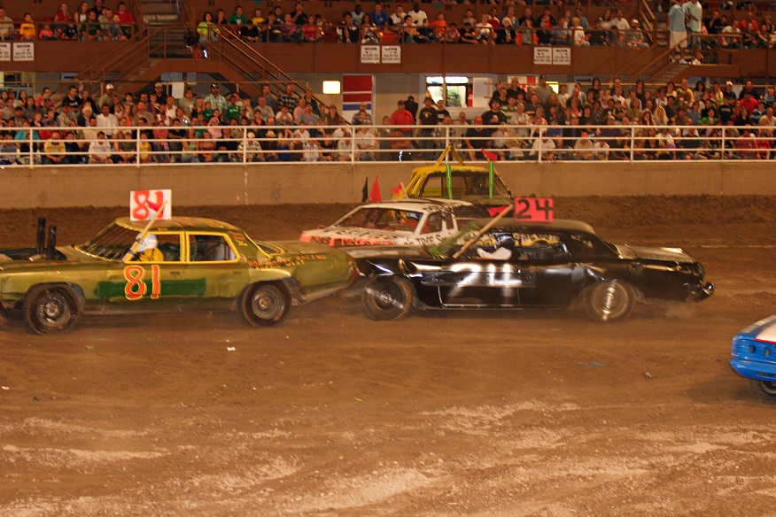 Image for Demo Derby Including Gate Admission